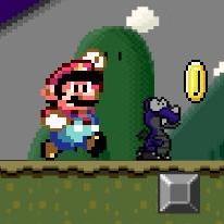 Super Mario Flash: Halloween Versión