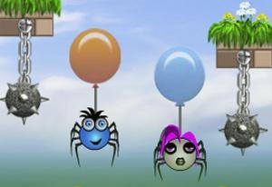 Exploding Balloons Games games on Miniplay com