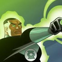 Green Lantern: Space Escape