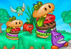 Play free game papa louie 2 when burgers attack pinch hitter 2 the game