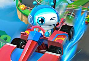 Bomb It Kart Racer On Miniplay Com