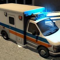 Park it 3D Ambulance