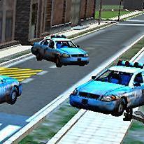 Park 3D Police