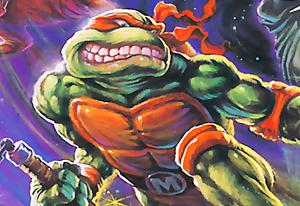 Teenage Mutant Ninja Turtles Online