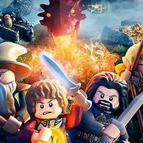 The Hobbit: The Halls of the Goblin King Lego