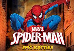 Spider-Man: Epic Battles - Juega gratis online en Minijuegos