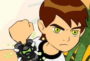 Ben 10 Savage Pursuit On Miniplay Com