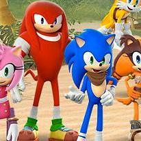 Sonic Boom Link'n smash