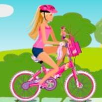 barbie-bike-game