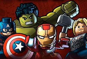 Lego Marvel: Team Up
