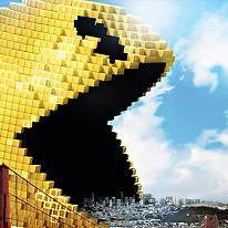 Pixels Movie Game