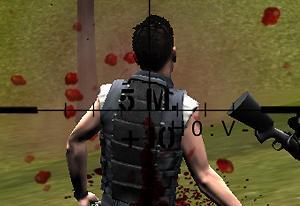 Terrain Sniper