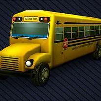 Bus Parking 3D World