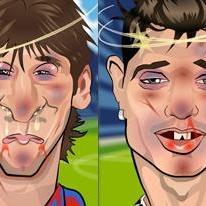 Slapathon: Ronaldo Vs. Messi