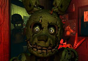 One Night at Freddy's 3