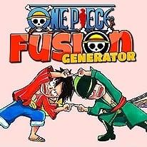 One Piece Fusion Generator