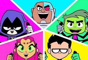 Teen Titans Go Jump Jousts Juega Gratis Online En Minijuegos