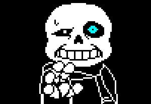 Fanmade UnderTale Boss Fight on Miniplay com
