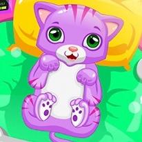 Princess Girl Cat Doctor