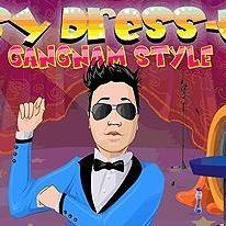 Psy Dress-Up: Gangnam Style