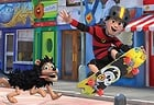 Dennis & Gnasher Skate Bläm!