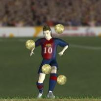 Messi and his 4 Ballon d Or