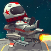 Moto Space Racing