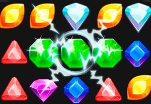 Diamond Rush Match 3