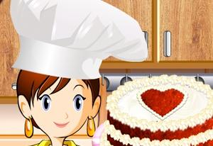 Sara s Cooking Class: Red Velvet Cake