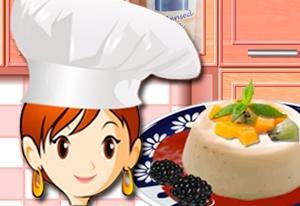 Sara's Cooking Class: Panna Cotta