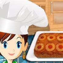 Sara's Cooking Class: Pineapple Upside Down Cake