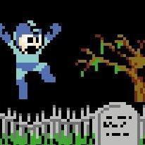 Megaman Vs Ghosts n Goblins