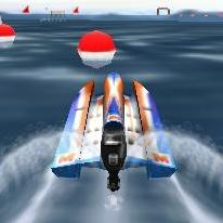 power-boat