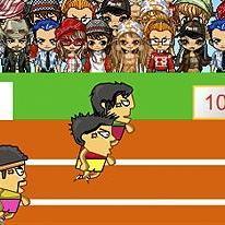 100-m